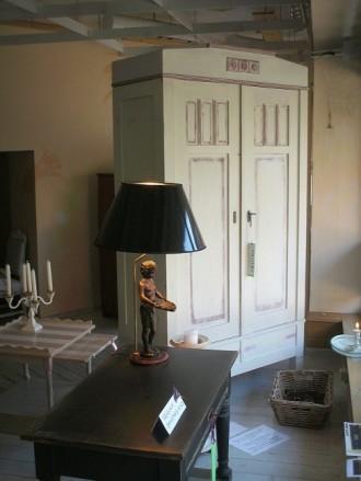 Lampenfuss Jugendstil, 480,-