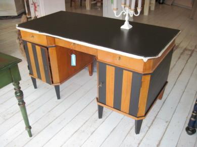 Kirsche- Schreibtisch, neu gefasst